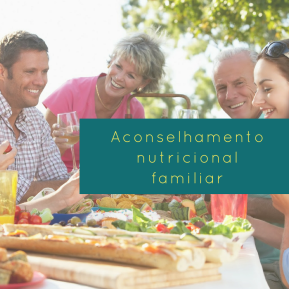 Aconselhamento nutricional familiar